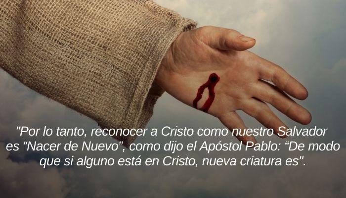 ¿Cómo aceptar a cristo?