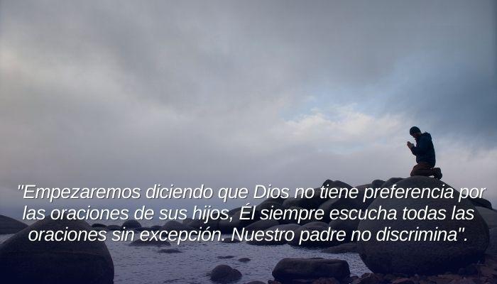 Cual es la mejor oracion para Dios