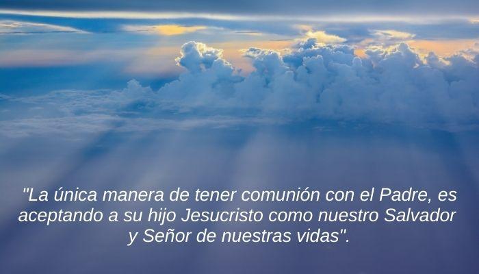 Jesus es el camino al Padre