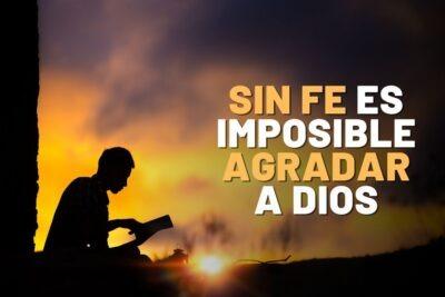 La fe en Dios