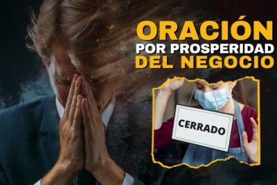 Oración por prosperidad del negocio