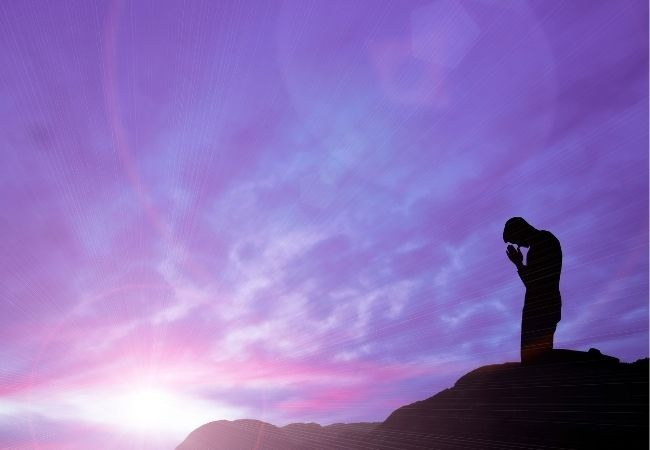 Oracion para entregarse Cristo
